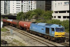60074 | Pellet St | 27/6/11 (Lewis Mitchell Railways) Tags: street st spirit cardiff cancer brush class trust tug 60 teenage dbs 074 pellet westerleigh murco dbschenker robeston