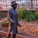 Statue of Dr William Russ Pugh, Prince's Square