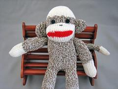 Sock Monkey #61