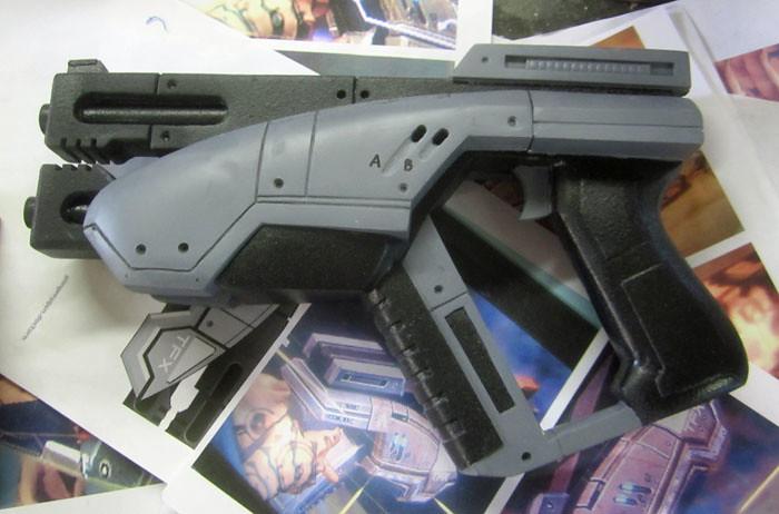 M-3 Pistol Textured
