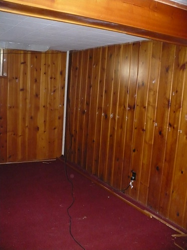 Basement: before.