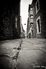 Cobblestones (Jean-Michel Leclercq) Tags: street city blackandwhite bw france cobblestones cobblestone lille fr 59nord