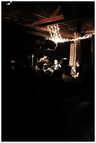 Ben Sollee from the back of the house @ Iota by KateRyanWTOP