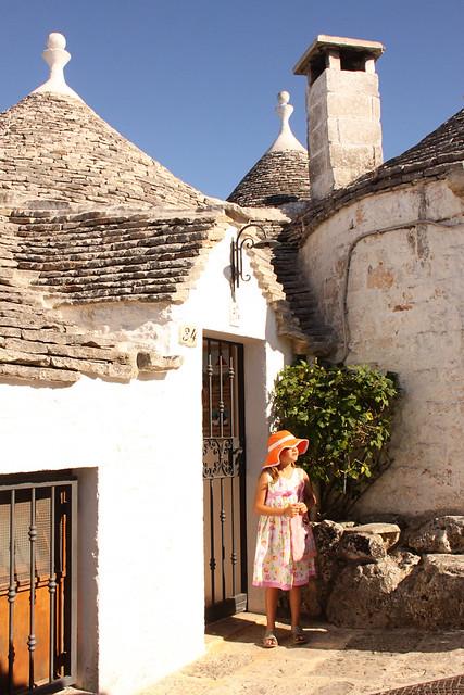 Alberobello, Puglia (Summer 2011)