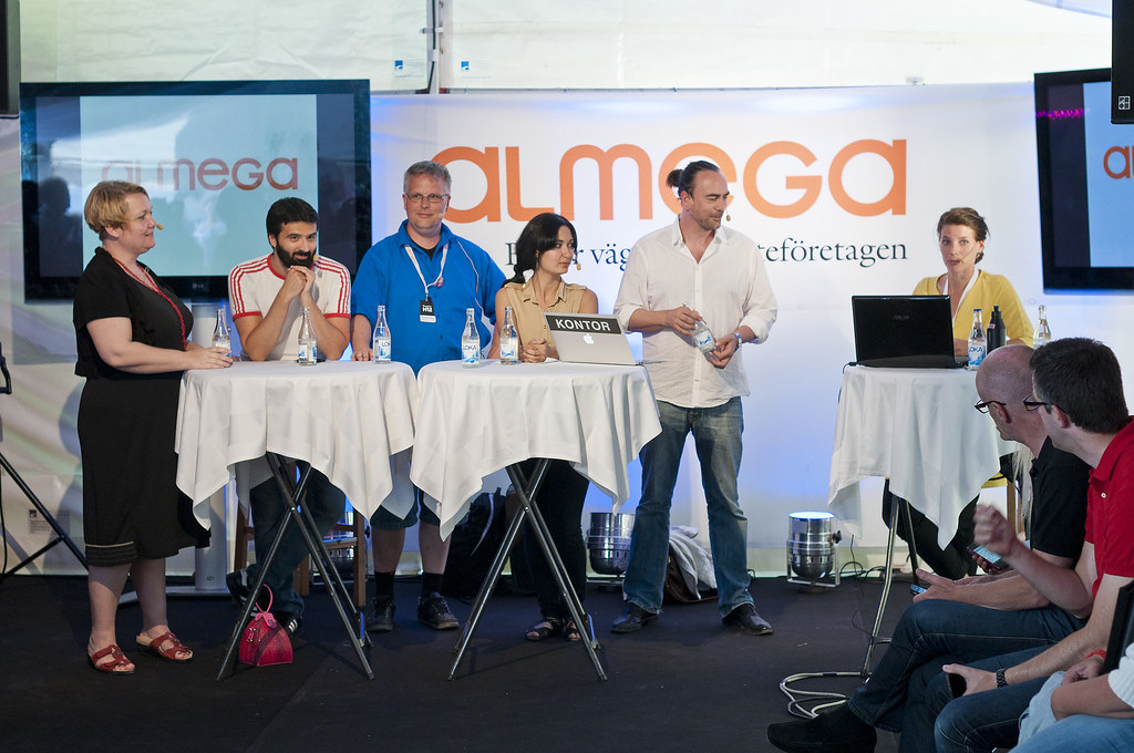 Almega: Om bloggande by arkland_swe, on Flickr
