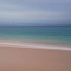 Just a dream (tvc415) Tags: blue seascape abstract teal tan maui bands icm bigbeach intentionalcameramovement