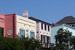 Charleston0198 (AndyM.) Tags: architecture canon buildings southcarolina charleston rainbowrow 60d 55250mm