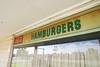 Hamburgers (plasticfootball) Tags: sign mcdonalds hamburgers missouri cocacola bowlingalley owensville
