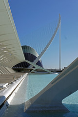 City of Arts and Sciences in Valencia, Spain (Simon Christiaanse) Tags: espaa valencia architecture spain europe calatrava cac modernarchitecture simonchristiaanse