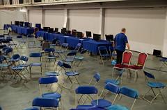 i45 - Pub Quiz Cleanup (IGFestUK) Tags: stage days tournament pubquiz hall1 iseries telfordinternationalcentre multiplay i45 day4sunday photographerdavidportass insomnia45