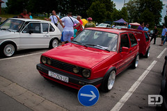"VW Golf Mk2 • <a style=""font-size:0.8em;"" href=""http://www.flickr.com/photos/54523206@N03/7180951513/"" target=""_blank"">View on Flickr</a>"