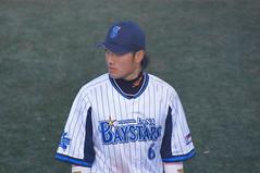 DSC02096 (shi.k) Tags: 120512 横浜ベイスターズ イースタンリーグ 松本啓二朗 横須賀スタジアム