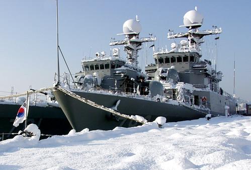 2006년9월11일 해군 계류