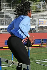 D101780A (RobHelfman) Tags: sports losangeles track highschool practice crenshaw christineahawie