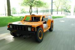 Hummer rigshot (LegoMarat) Tags: lego technic dakar rc rigshot powerfunctions