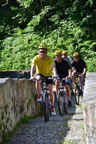 Mountain bike con eddyline