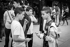 E-kids (StreetPeople) Tags: portrait blackandwhite bw monochrome photography blackwhite moments candid streetphotography documentary streetphoto unposed blacknwhite bnw streetpeople tog decisivemoment streetcandid streetbw streetphotographybw bestcamera streetphotobw streetog worldstreetphotography danieleliasson