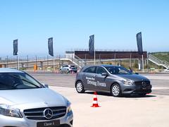 KA310103 (NunoTaxeiro) Tags: mercedes driving s class event a45 amg gla cla