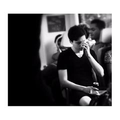 Ser Agónico I (Vallelitoral) Tags: old boy blackandwhite bw man cute blancoynegro apple train vintage tren nice bn retro frodo iphone flickraward iphonegraphy seragónico