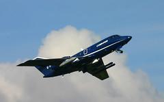 G-FRAO Falcon 20 Cobham (Ayrshire Aviation Images) Tags: gfrao falcon20 cobham prestwickairport military jet bizjet ukmilitary