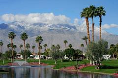 Palm Springs Snowy Mountain (lane.bailey1) Tags: 2015roadtrip ca15 palmsprings15 rv