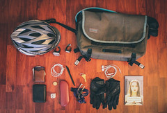 What's in my bag (flrent) Tags: sf bag whats your group timbuktu tumbuk2 messenger