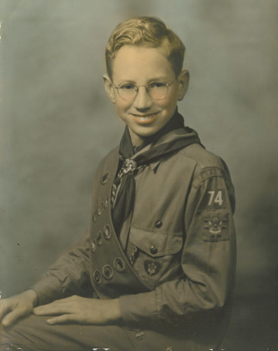 boyscout by rustycate