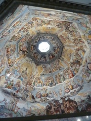 Last Judgment (inside the dome)