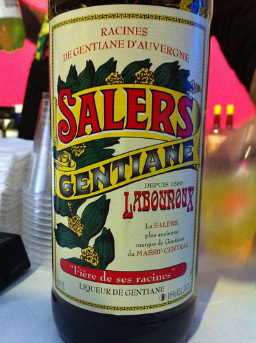 Salers Gentiane