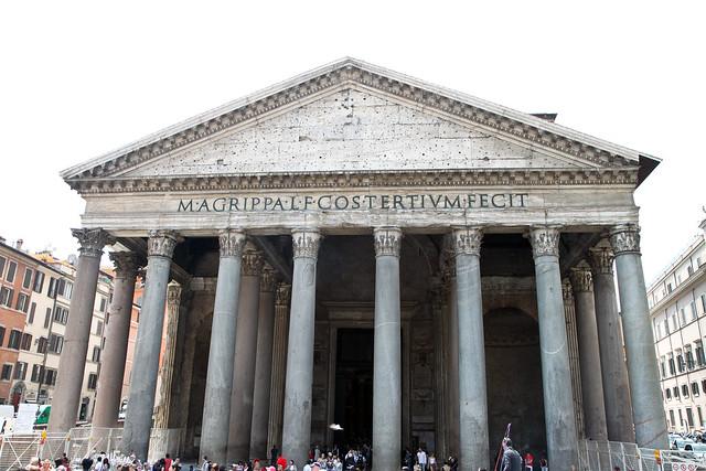 Rome. Pantheon