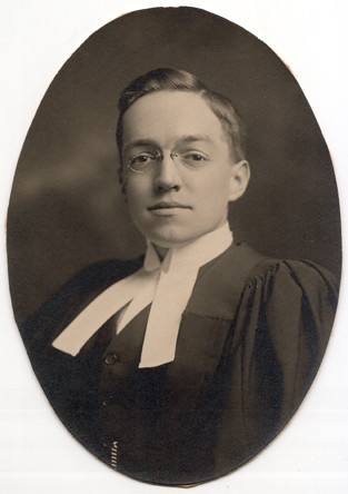 Photograph of H.A. Beckwith by Law Society of Upper Canada Archives
