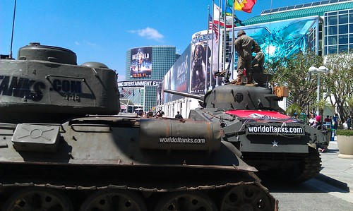 World of Tanks E3 2011