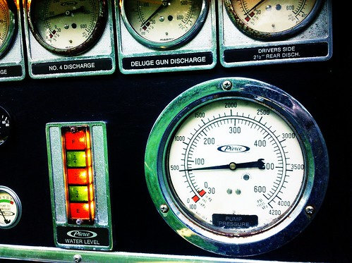 Pump Panel by tommasz