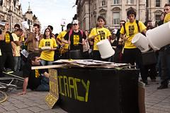 Manifestacion en Londres