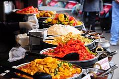 Lunchtime (EJ Images) Tags: uk england food slr london nikon market camden camdenmarket curry dslr camdentown nikonslr d90 exoticfood nikondslr nikond90 dsc3718