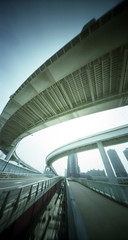 Tokyo Ariake Highway Junction