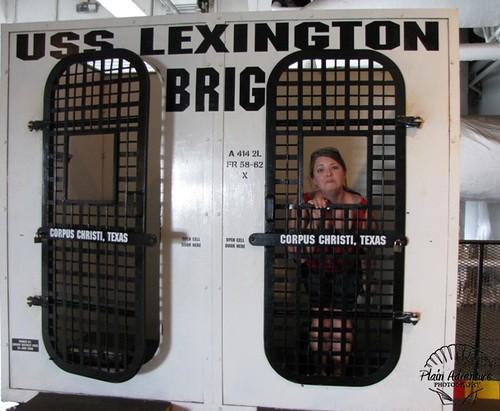 Karen in the Brig