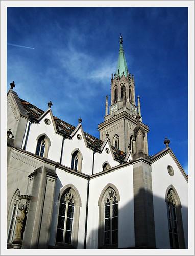 Sankt Laurenzenkirche St. Gallen