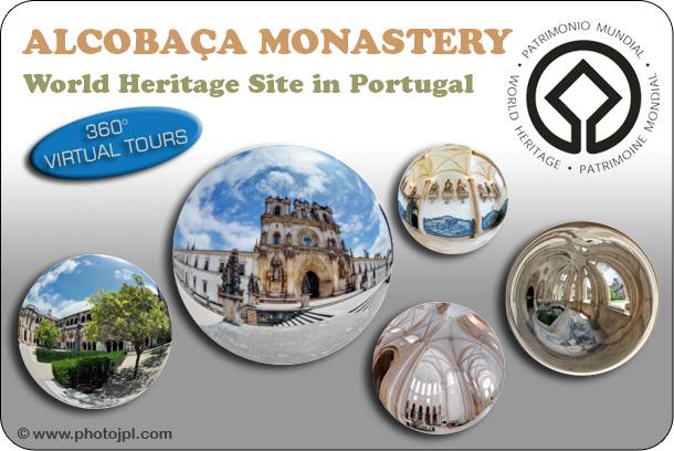 Alcobaça Monastery Virtual Tour