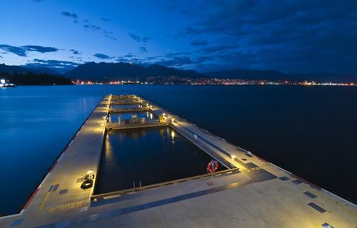 B Pier-A Pier by petetaylor