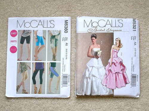 McCall's Patterns - Knit & Crazy Skirt