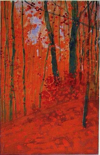 Karl Mueller - Im Wald - 1897