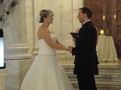 Irish-American intercultural wedding