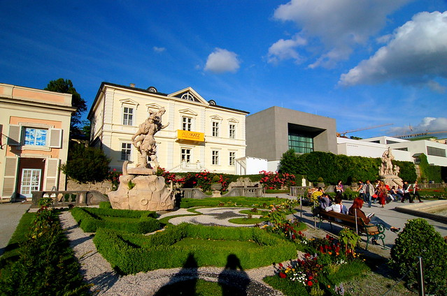 Mirabell Garden Salzburg 薩爾斯堡米拉貝爾花園