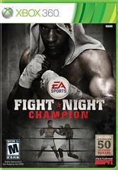 2011最佳電玩遊戲海報 - Fight Night Champion 勁爆實況拳擊:冠軍之路!