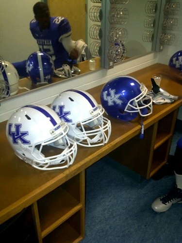 new helmets