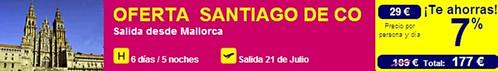 Oferta Santiago