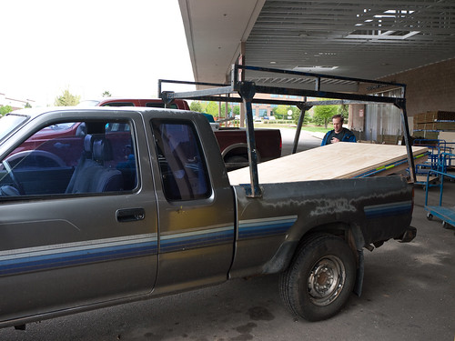 loft truck construction pickup co lowes plywood broomfield soundproofing lincolnmiller