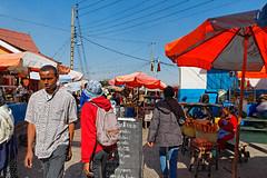 March Ambondrona, Antananarivo, Madagascar (pascal.kryl) Tags: voyage travel photo capital parasol tana madagascar march ville antananarivo ambondrona tananarive imerina
