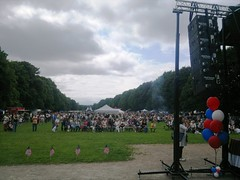 4th of July in Oslo Vigeland Park #2